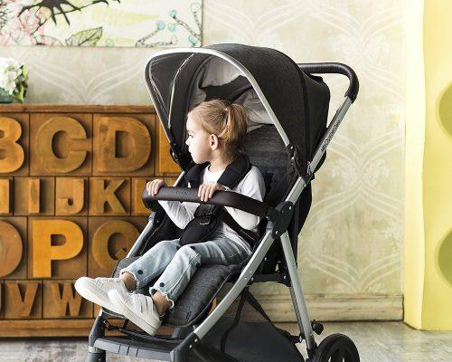 Коляска с первых дней жизни для вашего ребенка