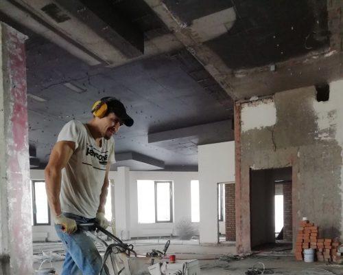 Преимущества и особенности технологии резки бетона (Киев)